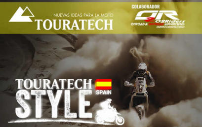 O2riders e Touratech Espana